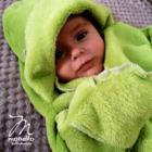 Monello babamelegítő kiscsillag - Fűzöld