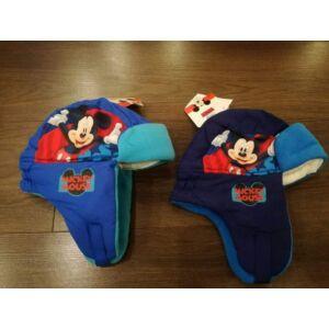 Mickey fülvédős téli sapka