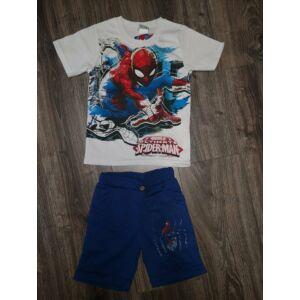 Pókember póló + rövidnadrág 104