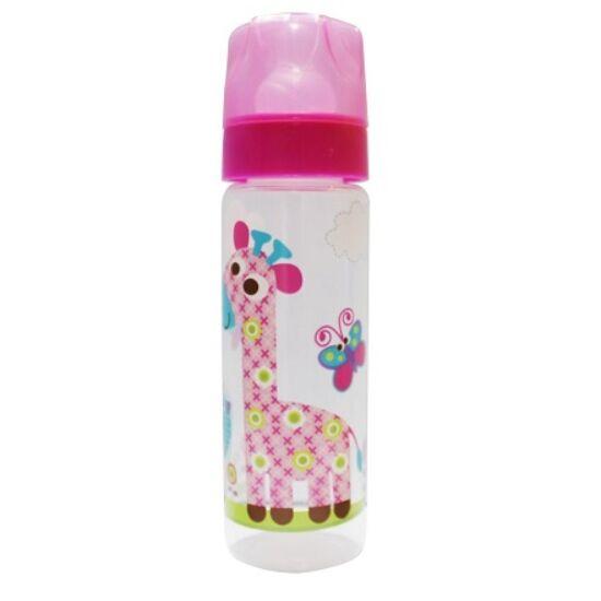 Baby Care cumisüveg - pink 250ml