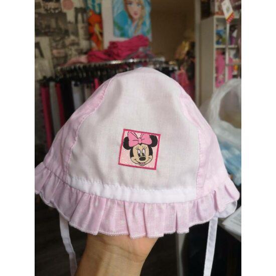 Minnie bébi nyári kalap
