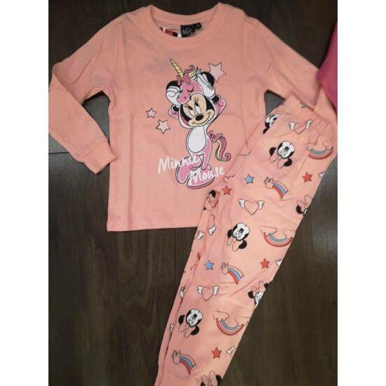 Minnie pamut pizsama - 128