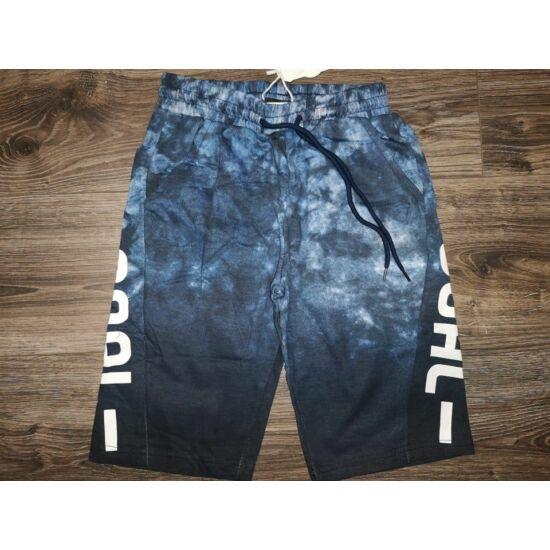 Fiú rövidnadrág - kék