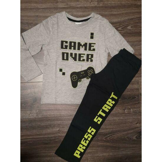 Gamer pizsama