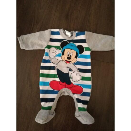 Mickey egeres rugdalózó