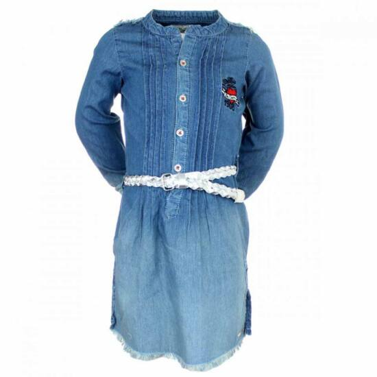 Lee Cooper farmer ruha ezüst színű csavart övvel