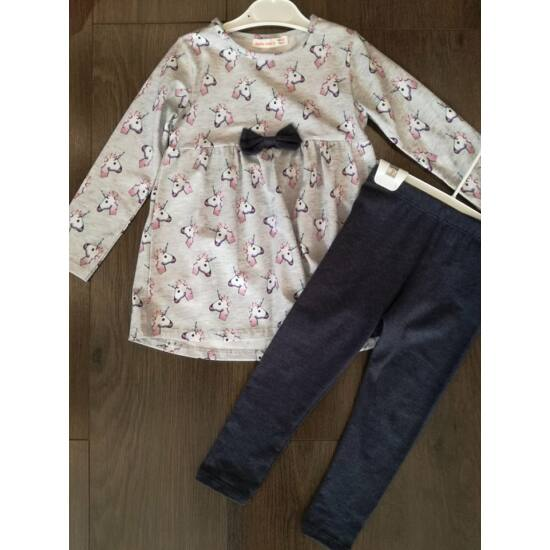 Unikornisos tunika + leggings