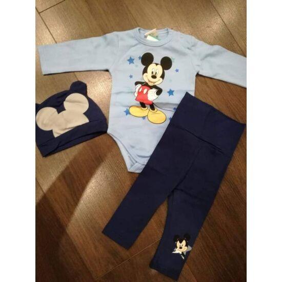 3 részes Mickey bébi szett
