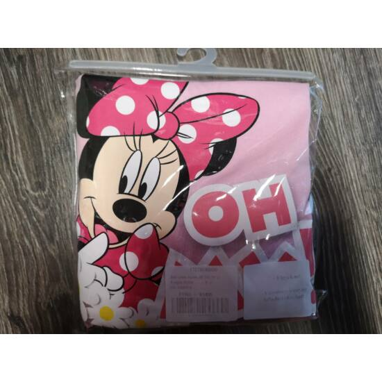 Minnie gumis lepedő 60*120 - 70 *140 Pink