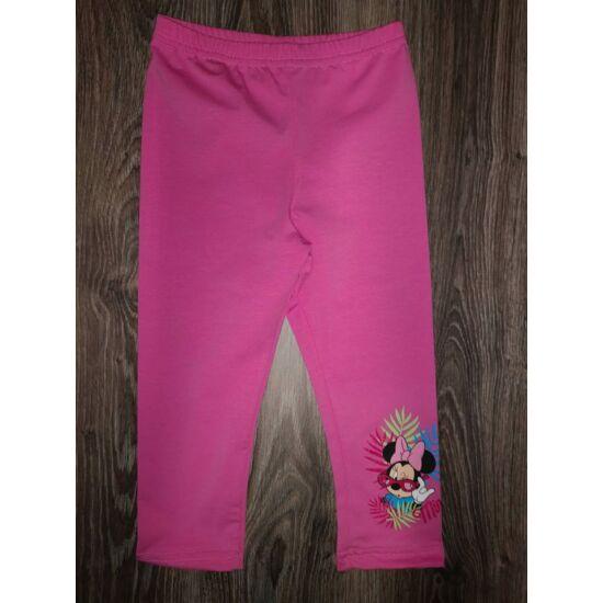 Minnie 3/4-es leggings - rózsaszín 116