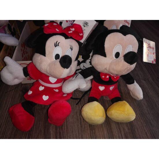 Mickey/Minnie plüss figura 27cm