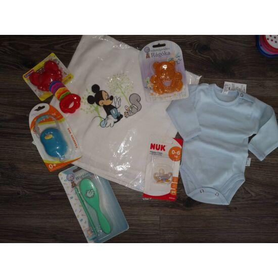 Fiús babaváró csomag