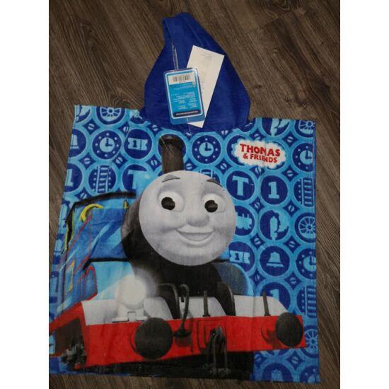 Thomas a gőzmozdony poncsó törölköző