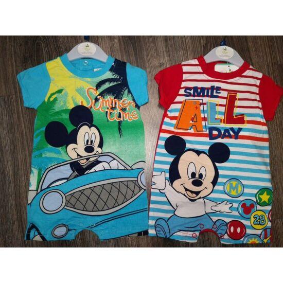 Mickey napozó