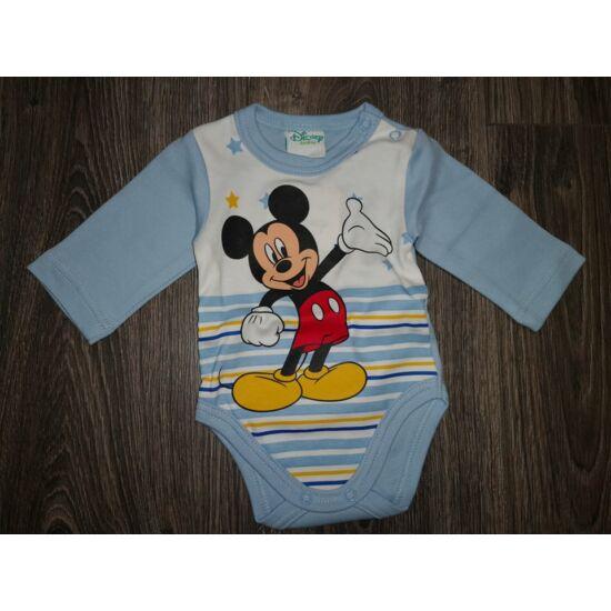 Mickey csíkos body - 56