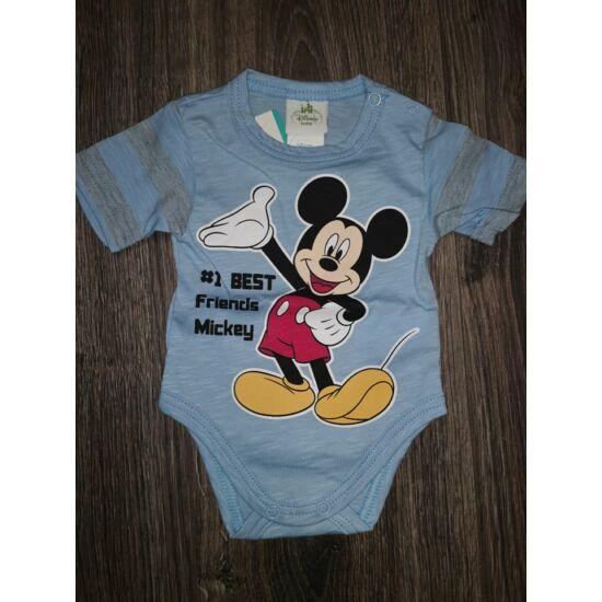 Mickey rövid ujjú body- 56os