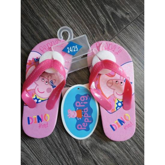 Peppa flip-flop papucs