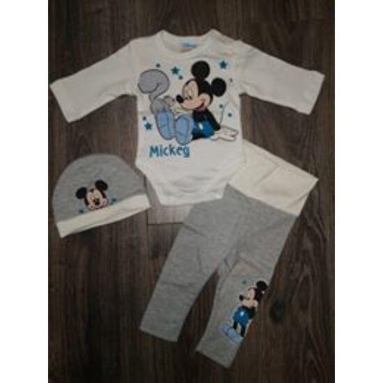 Mickey 3 részes bébi szett
